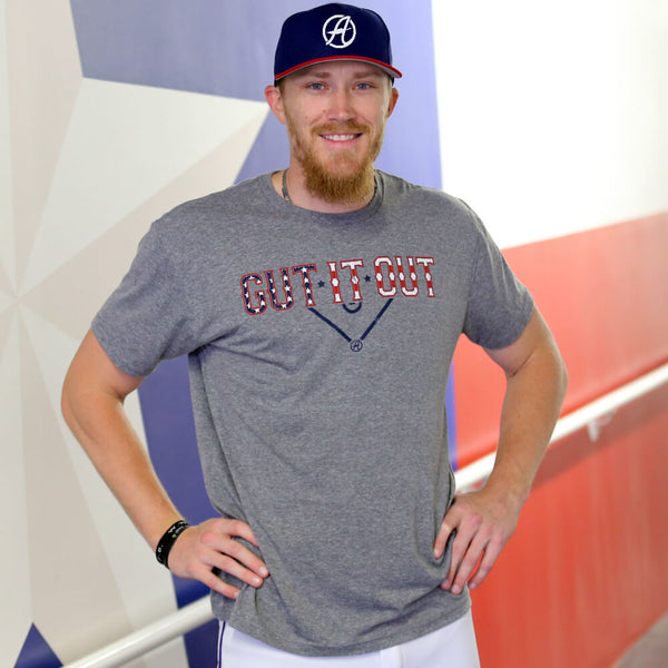 Gut it Out (USA) by Jake Diekman
