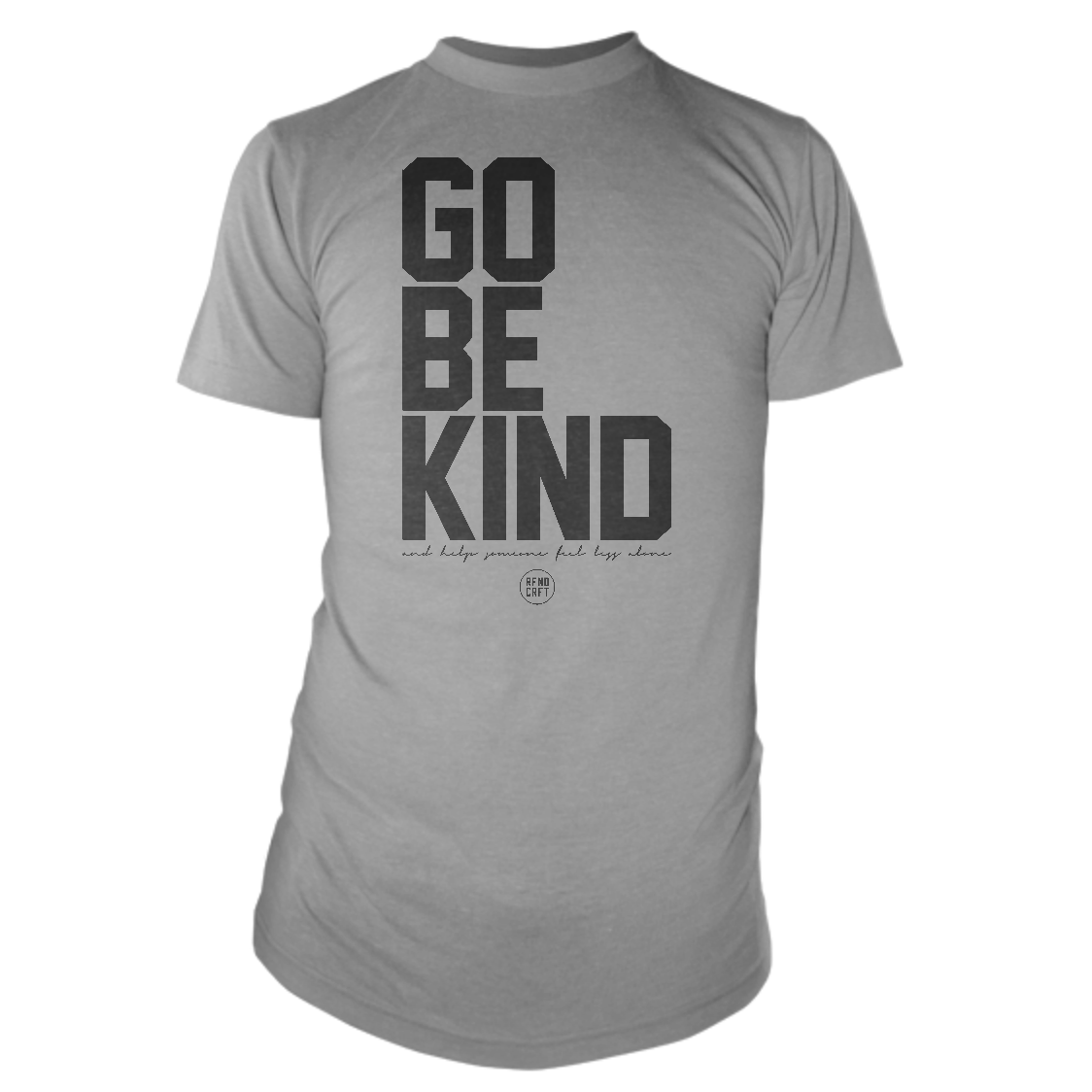 e12305e192d Go Be Kind by Leon Logothetis – Athletes Brand