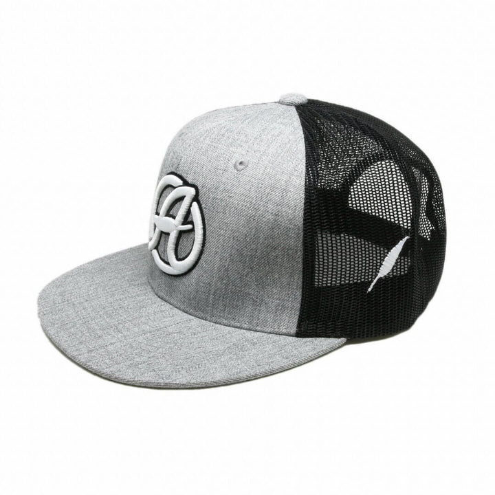 Heather Gray - Athletes Brand Snapback
