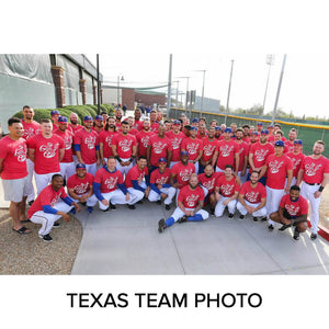 Texas Rangers Charity