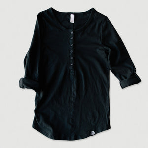 Rolled Ladies Henley