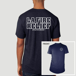 LA Fire Fundraiser Shirt by Johnny Hekker