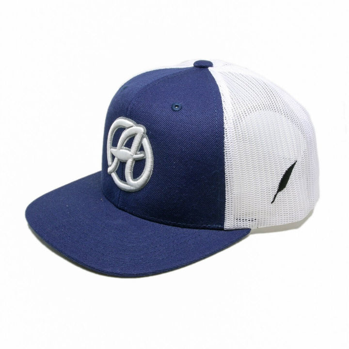 Navy - Athletes Brand Snapback