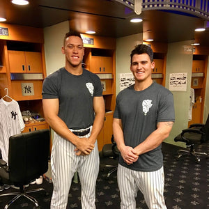 Aaron Judge and Tyler Austin Ball Out Shirt