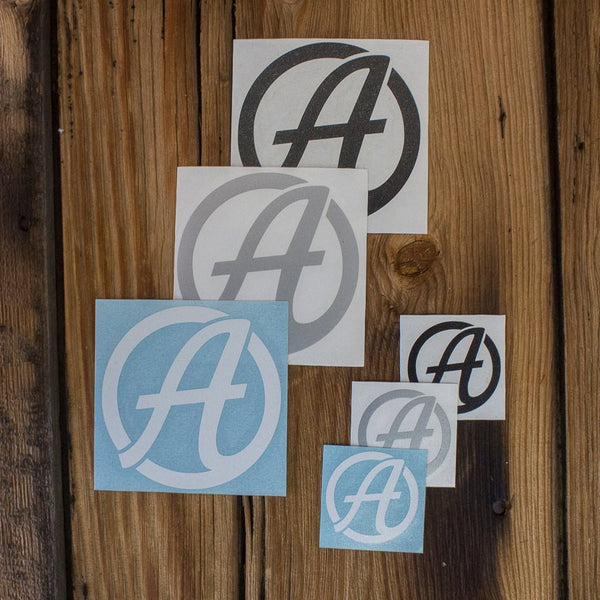 Athletes Brand Stickers