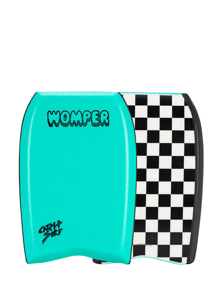 WOMPER - Turquoise