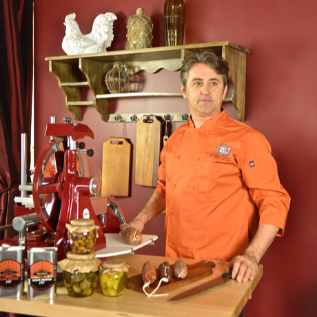 Chef Pascal Besset