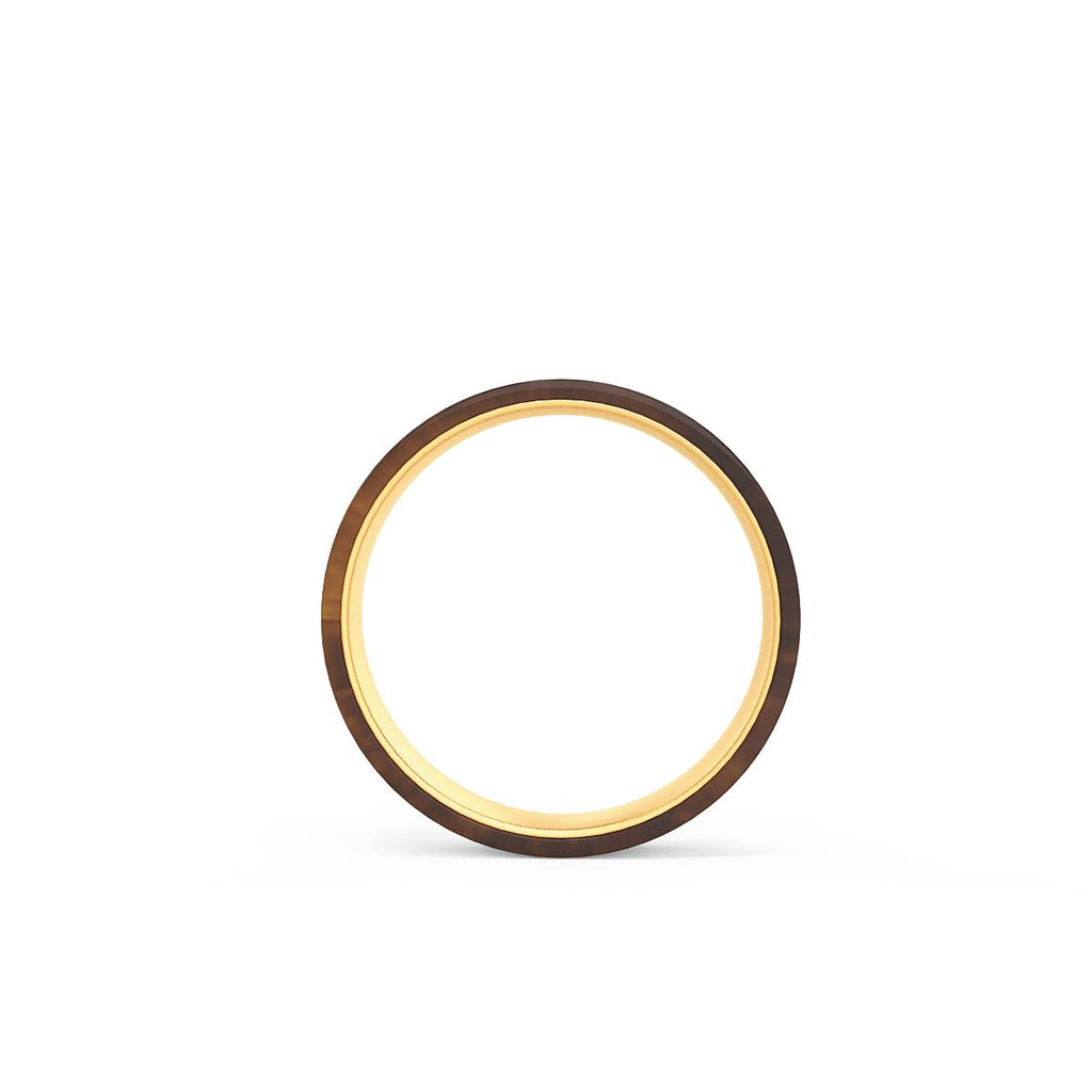 14K Yellow Gold – 18K Yellow Gold
