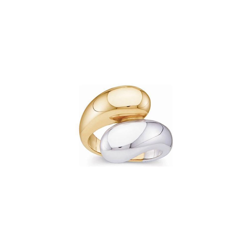 14K White Gold & Yellow Gold - 18K White Gold & Yellow Gold - Platinum & 18K Yellow Gold