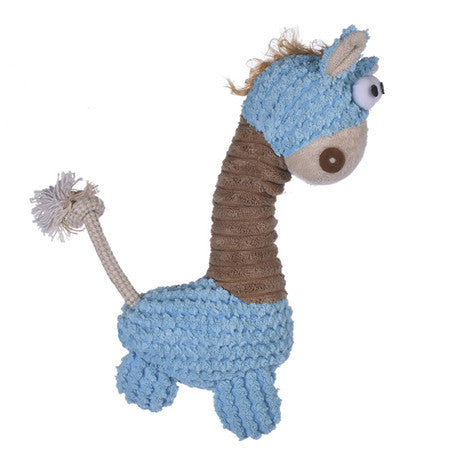 Cute Little Horse Cotton Rope Dog Toys - Dollar Dog Toys