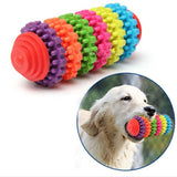 Rubber Gear Chew Toy for Tooth and Gums Health - Dollar Dog Toys
