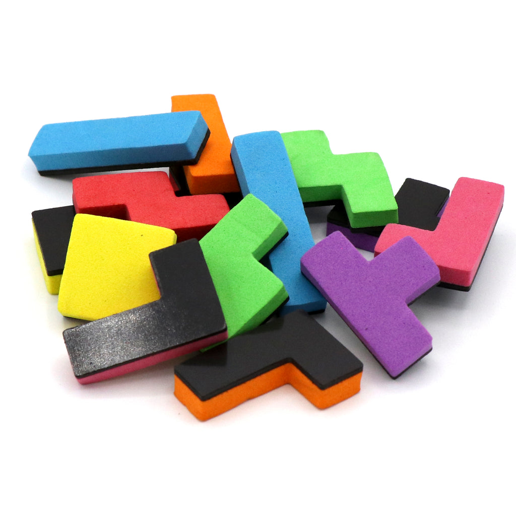 Puzzle Magnets - 14 Pack