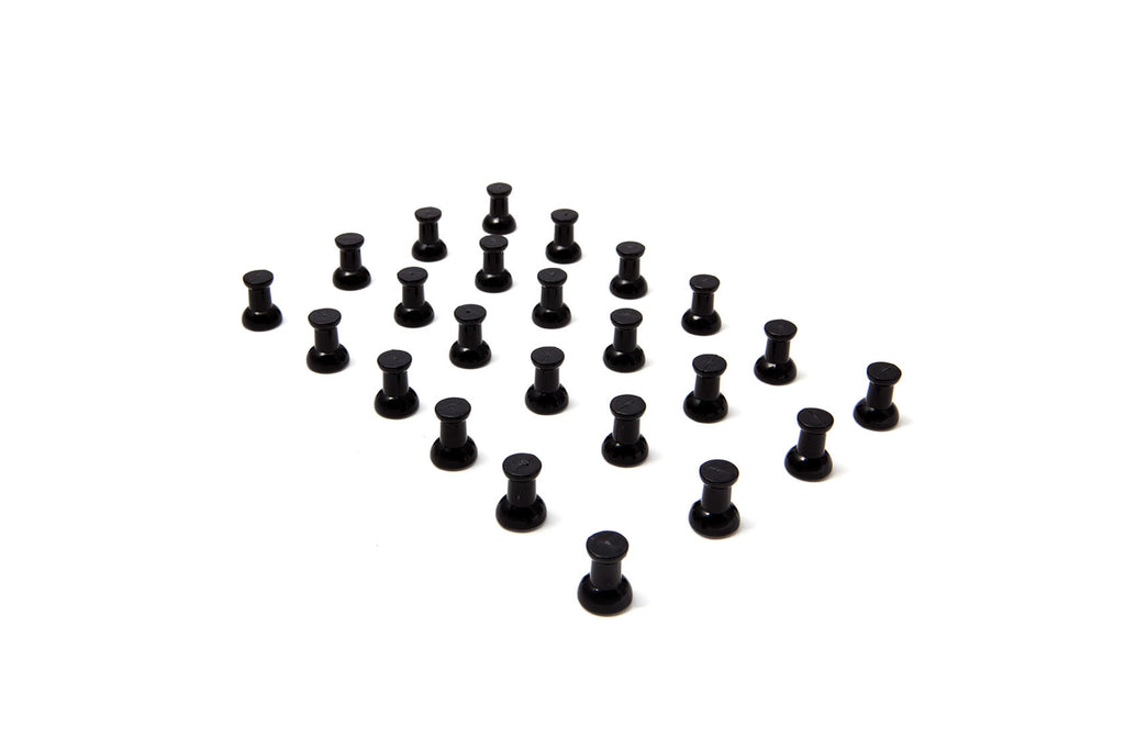 Classic Push Pin Magnets - 24 Ct.