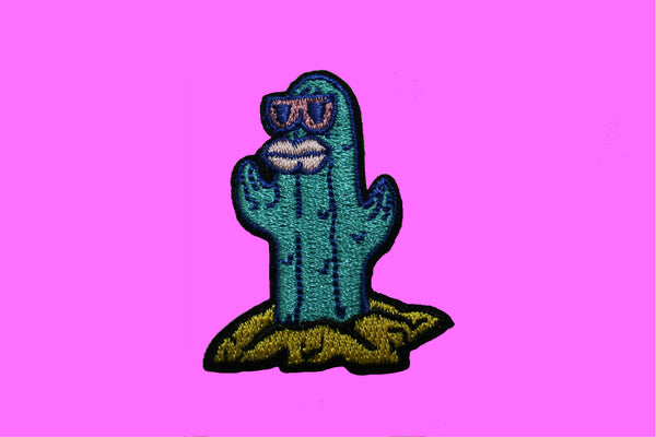 Cool Cactus Mini Patch
