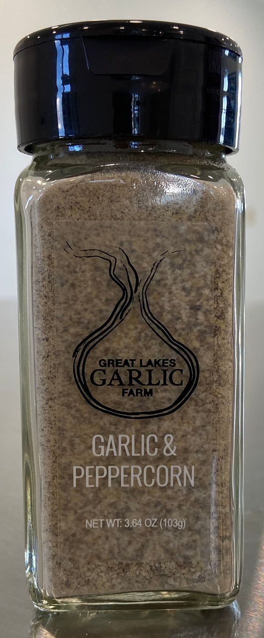 Garlic & Peppercorn