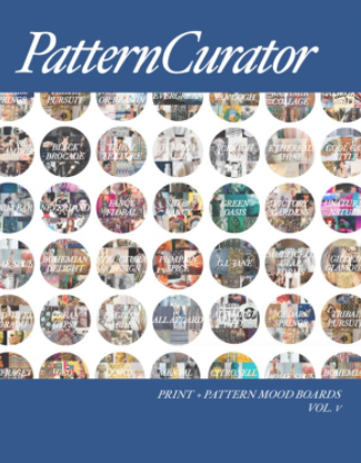 Pattern Curator Print + Pattern Mood Boards Vol. 5 - FW 2017