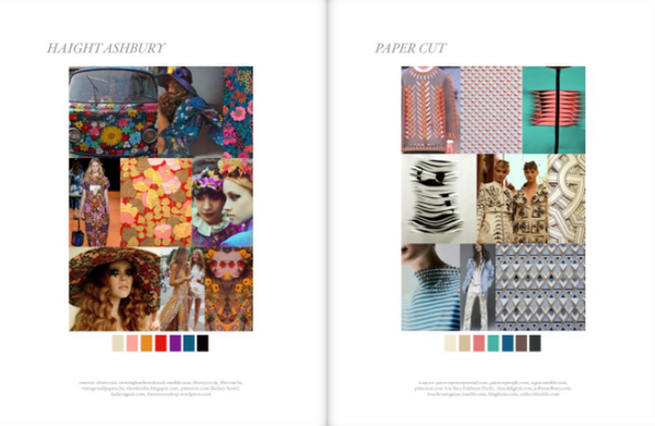 Pattern Curator Print + Pattern Mood Boards Vol. 4 - FW2017