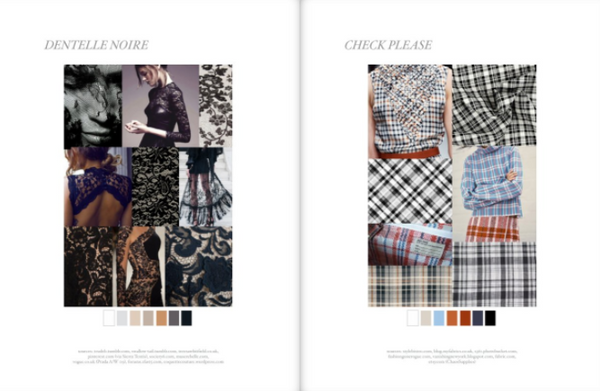Pattern Curator Print + Pattern Mood Boards Vol. 2 - FW2016