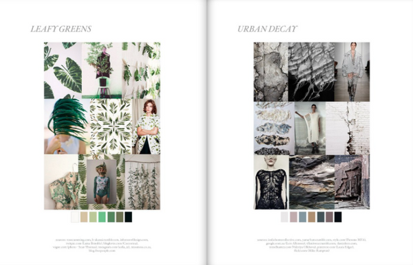 Pattern Curator Print + Pattern Mood Boards Vol. 6 - SPRING 2018