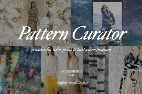 PatternCurator Membership Vol.3 - May 2017 (FALL 18)
