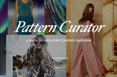 PatternCurator Membership Vol.5 - August 2017 (FALL 18)