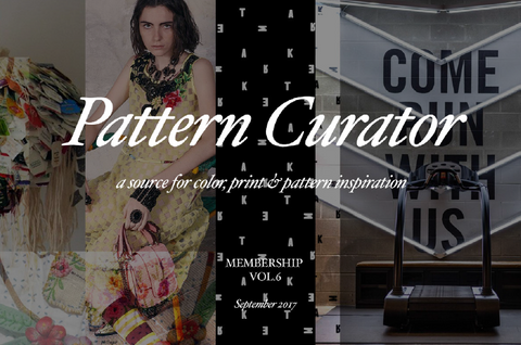 PatternCurator Membership Vol.6 - September 2017 (SPRING 19)