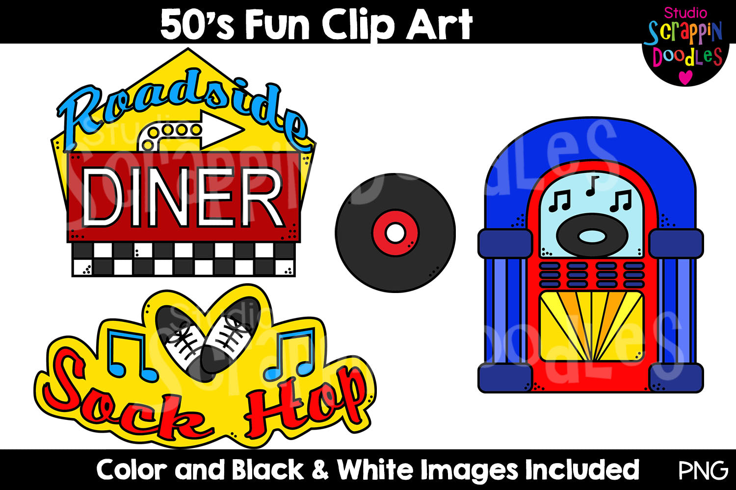 50s clipart rock n roll, 50s rock n roll Transparent FREE for download on  WebStockReview 2020
