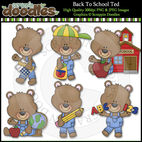Back To School Ted