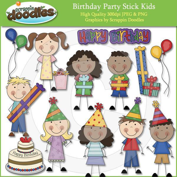 Birthday Party Kids Download