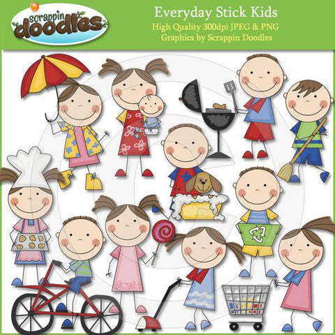 Everyday Stick Kids Download