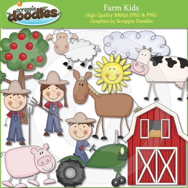 Farm Kids Download