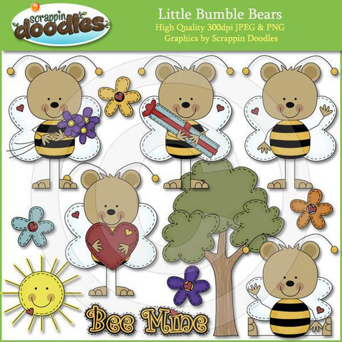 Little Bumble Bears Download