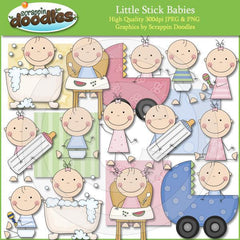 Little Stick Babies Download