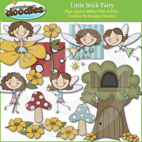 Little Stick Fairy Download
