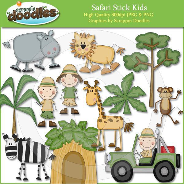 Safari Stick Kids Download
