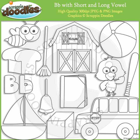 B- Short and Long Vowel