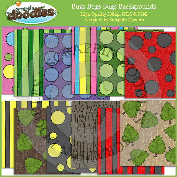 Bugs Bugs Bugs Backgrounds Download