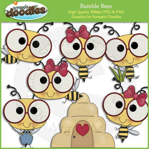 Bumble Bees Download