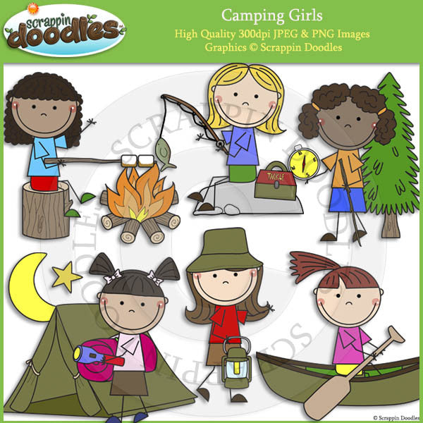Camping Boys & Girls