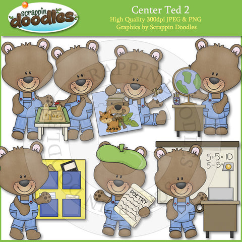 Center Ted 2 Clip Art Download