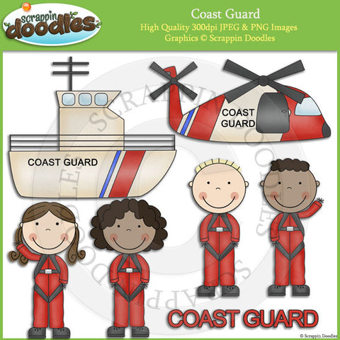 Coast Guard Clip Art Download