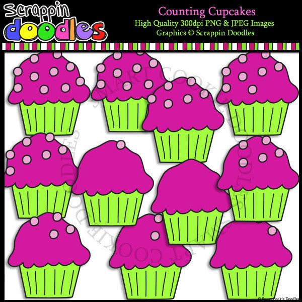 Counting Sweets Bundle