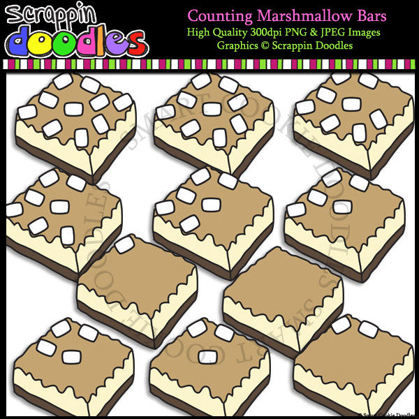 Counting Marshmallow Bars