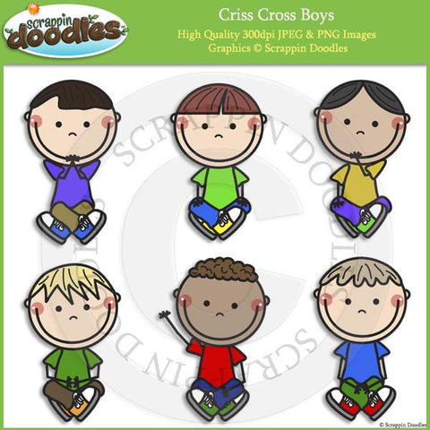 Criss Cross Girls & Boys