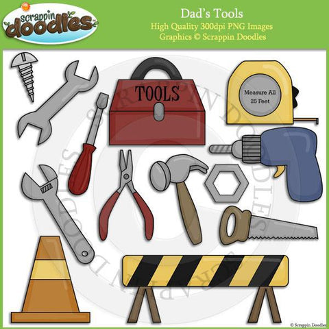 Dads Tool Box Clip Art Download