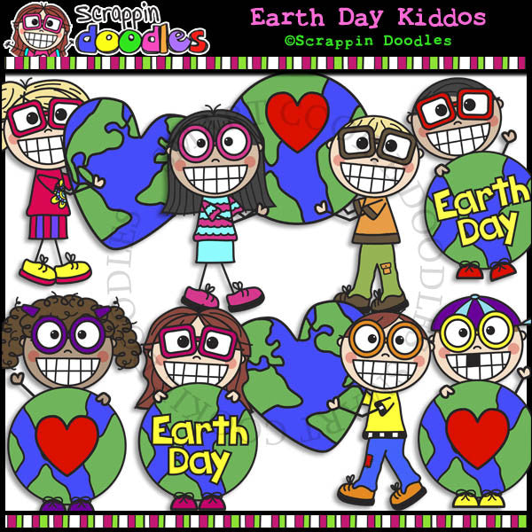 Earth Day Kiddos