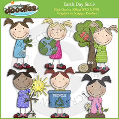 Earth Day Susie & Tommy