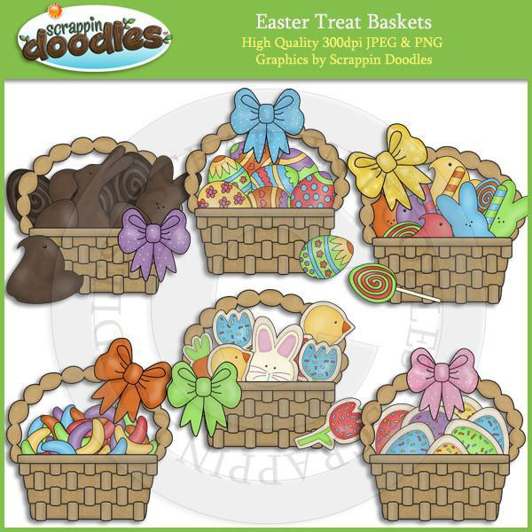 Easter Treat Baskets Download