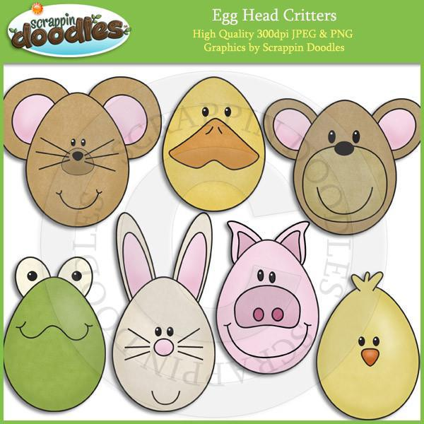 Egg Head Critters Download