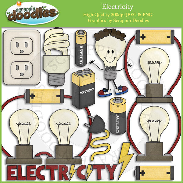 Electricity Clip Art Download